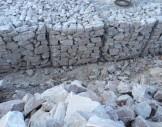 Dsi standardında gabion istinat duvarı