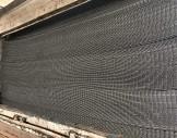 çelik hasır tel  2x2 cm hasır tel 3mm çapında hasır tel 100/200 plaka ölçülerinde