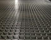 çelik hasır tel  3x3 cm 4 mm  hasır tel 100/250 plaka ölçülerinde