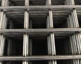 çelik hasır tel  2,5x2,5 cm hasır tel 3mm çap 120/300 cm plaka ölçülerinde