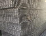 çelik hasır tel  5x10 cm hasır tel 4mm çap 100/200 cm plaka ölçülerinde