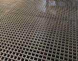 çelik hasır tel  4x4 cm hasır tel 4 mm tel çapı 200/200 cm plaka ölçülerinde