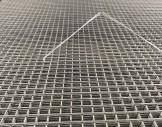 çelik hasır tel  3x3 cm hasır tel 3.65 mm tel çapı 100/400 cm plaka ölçülerinde