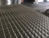 çelik hasır tel  6x6 cm hasır tel 4,2 mm tel çapı 100/200 cm plaka ölçülerinde