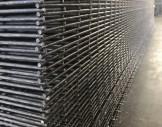 Çelik hasır 10x10 cm 7 mm raf teli/pano teli/Stand teli